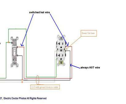 how to wire a light from an outlet switch combo ... Wiring Diagram Switched Outlet, fonar.me on light switch circuit diagram, light switch How To Wire A Light From An Outlet Switch Combo Simple ... Wiring Diagram Switched Outlet, Fonar.Me On Light Switch Circuit Diagram, Light Switch Galleries