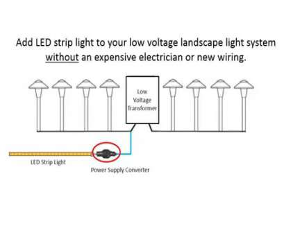 how to wire a 12v light Installing, Strip Lights With Your, Voltage Landscape Light System, YouTube How To Wire A, Light Most Installing, Strip Lights With Your, Voltage Landscape Light System, YouTube Pictures