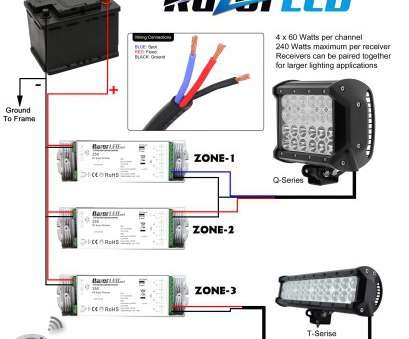 How To Wire A, Light Creative Led Light, Wiring Diagram Auxbeam Best Of, Wellread.Me Pictures