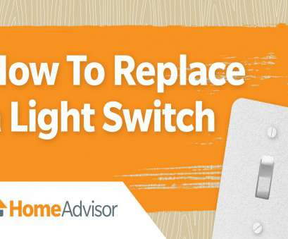 how to wire a light and light switch How To Install a Light Switch, Wire or Replace a Light Switch How To Wire A Light, Light Switch New How To Install A Light Switch, Wire Or Replace A Light Switch Galleries
