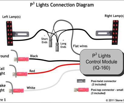 how to wire a light and light switch Tail Light Wiring Diagram With Lights Control Module, Flat Wires How To Wire A Light, Light Switch Most Tail Light Wiring Diagram With Lights Control Module, Flat Wires Images