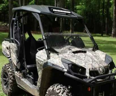 how to wire a led light bar on a can am x3 20