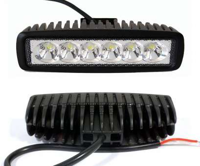how to wire a light bar on a atv 2pcs, 18W, Work Light, Fog Offroad + Wire Harness, ATV, (FLOOD) How To Wire A Light, On A Atv New 2Pcs, 18W, Work Light, Fog Offroad + Wire Harness, ATV, (FLOOD) Pictures