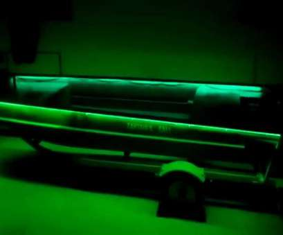 how to wire a light bar on a jon boat duck boat modification; green, lights How To Wire A Light, On A, Boat Best Duck Boat Modification; Green, Lights Ideas