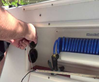 how to wire a light bar on a jon boat HowTo: Install, Strip Lighting on your Boat How To Wire A Light, On A, Boat Brilliant HowTo: Install, Strip Lighting On Your Boat Galleries