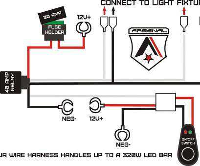 How To Wire A Light, On A Boat Fantastic Amazon, Lamphus ... Off Road Light Wiring on