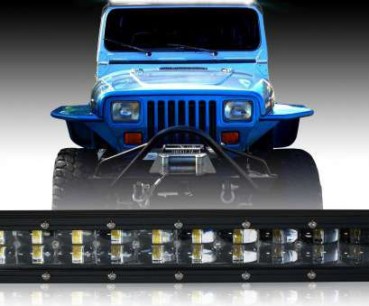 how to wire a light bar on a jeep cherokee LED Light, 288W 50 Inches Bracket Wiring Harness, for Wrangler YJ 1987-1995 How To Wire A Light, On A Jeep Cherokee Best LED Light, 288W 50 Inches Bracket Wiring Harness, For Wrangler YJ 1987-1995 Images