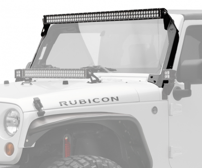 how to wire a light bar on a jeep jk 50