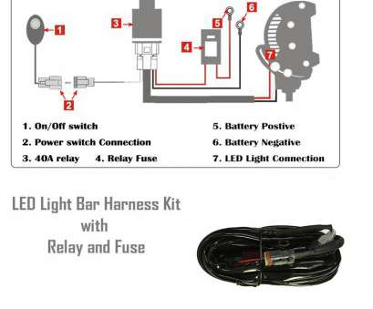 Wiring On A Tractor Work Lights - Wiring Diagram on