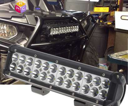 how to wire a light bar on a yamaha rhino 12