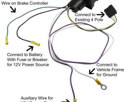 how to wire a light plug Utility Trailer Wiring Diagram 7 Prong Standard Lights Plug 5 Wire How To Wire A Light Plug Perfect Utility Trailer Wiring Diagram 7 Prong Standard Lights Plug 5 Wire Collections
