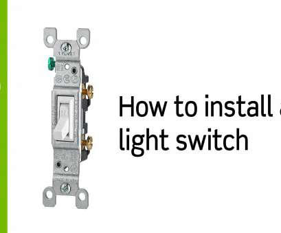how to wire a light pole How To Wire 3 Lights, Switch Diagram Unique Single Pole Light Throughout Wiring How To Wire A Light Pole Perfect How To Wire 3 Lights, Switch Diagram Unique Single Pole Light Throughout Wiring Collections