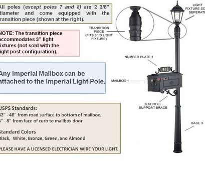 how to wire a light post Imperial Street Lights, Outdoor Lamp Post with Square Decorative How To Wire A Light Post Brilliant Imperial Street Lights, Outdoor Lamp Post With Square Decorative Collections