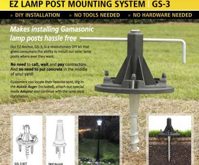 how to wire a light post New Solar Technology Makes Outdoor Lighting a Cinch, Networx How To Wire A Light Post Cleaver New Solar Technology Makes Outdoor Lighting A Cinch, Networx Collections