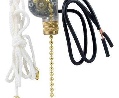 how to wire a light pull GE Pull Chain Switch, Lamps, Fixtures How To Wire A Light Pull Best GE Pull Chain Switch, Lamps, Fixtures Galleries