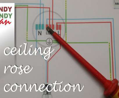 how to wire a light rose Ceiling rose light wiring explained video.How to connect light in a ceiling rose 19 Professional How To Wire A Light Rose Photos