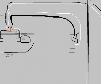 how to wire a light switch box electrical, Wires in Ceiling Box, 2 on, Light, Help with How To Wire A Light Switch Box Cleaver Electrical, Wires In Ceiling Box, 2 On, Light, Help With Galleries