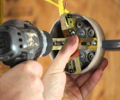 how to wire a light switch box How to Install a Light Fixture With a Ground Wire When, Outlet, Does... :, Electrical Work, YouTube How To Wire A Light Switch Box Creative How To Install A Light Fixture With A Ground Wire When, Outlet, Does... :, Electrical Work, YouTube Images