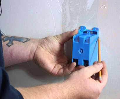 how to wire a light switch box How to Install a Single-Gang Switch, in Drywall :, Electrical Work, YouTube How To Wire A Light Switch Box Brilliant How To Install A Single-Gang Switch, In Drywall :, Electrical Work, YouTube Collections
