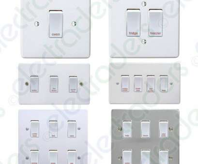 how to wire a light switch from a fused spur Crabtree Grid Switch Kitchen Multi Gang Switch Units, eBay How To Wire A Light Switch From A Fused Spur Perfect Crabtree Grid Switch Kitchen Multi Gang Switch Units, EBay Ideas