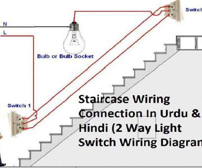 how to wire a light switch from a wall outlet 2, Light Switch Wiring Staircase Connections In Urdu At Electrical Diagram How To Wire A Light Switch From A Wall Outlet Best 2, Light Switch Wiring Staircase Connections In Urdu At Electrical Diagram Photos