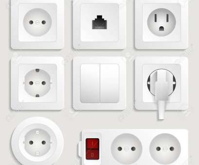 how to wire a light switch from a wall outlet Realistic electric outlet icon set. Different type power plug, sockets, light switch How To Wire A Light Switch From A Wall Outlet Cleaver Realistic Electric Outlet Icon Set. Different Type Power Plug, Sockets, Light Switch Solutions