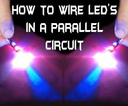 how to wire a light switch in parallel How To Wire Multiple LED's in a Parallel Circuit !! How To Wire A Light Switch In Parallel Simple How To Wire Multiple LED'S In A Parallel Circuit !! Pictures