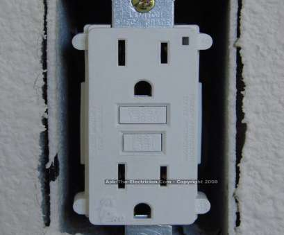 how to wire a light switch and plug in the same box Fold, wires carefully back inside, receptacle, and install, GFCI receptacle How To Wire A Light Switch, Plug In, Same Box Best Fold, Wires Carefully Back Inside, Receptacle, And Install, GFCI Receptacle Ideas