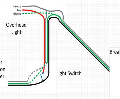 how to wire a light switch to a breaker box electrical -, can I replace a light fixture?, Home Improvement How To Wire A Light Switch To A Breaker Box Nice Electrical -, Can I Replace A Light Fixture?, Home Improvement Collections