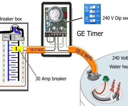 how to wire a light switch to a breaker box How To Wire GE 15207 Timer In, Volt Light Wiring Diagram At Throughout How To Wire A Light Switch To A Breaker Box Brilliant How To Wire GE 15207 Timer In, Volt Light Wiring Diagram At Throughout Ideas