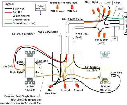 how to wire a light switch to a fan Switch Wiring Diagram On Exhaust, And A Double Light Switch How To Wire A Light Switch To A Fan Cleaver Switch Wiring Diagram On Exhaust, And A Double Light Switch Collections