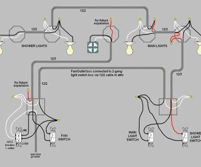 how to wire a light switch to a wall outlet Electrical, Do I Wire Multiple Switches, My Bathroom Lights How To Wire A Light Switch To A Wall Outlet Brilliant Electrical, Do I Wire Multiple Switches, My Bathroom Lights Images