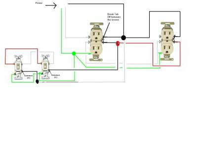 how to wire a light switch to an outlet diagram Simple Wiring Diagram, Switch Outlet, To Wire A Switched At How To Wire A Light Switch To An Outlet Diagram Popular Simple Wiring Diagram, Switch Outlet, To Wire A Switched At Photos