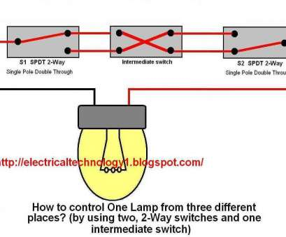 how to wire a light switch one way 2 Gang 1, Light Switch Wiring Diagram Wiringdiagrams Fancy In How To Wire A Light Switch, Way Nice 2 Gang 1, Light Switch Wiring Diagram Wiringdiagrams Fancy In Ideas