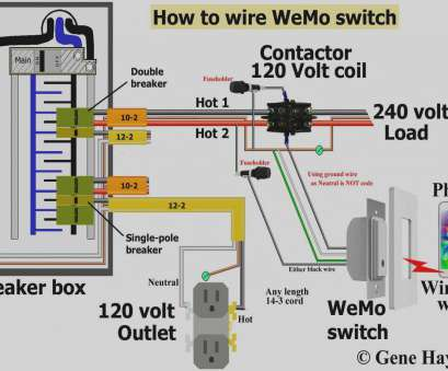how to wire a new light switch wemo light switch wiring Download-Awesome 2 Pole Switch Wiring Diagram Control, Volt With How To Wire A, Light Switch Simple Wemo Light Switch Wiring Download-Awesome 2 Pole Switch Wiring Diagram Control, Volt With Ideas