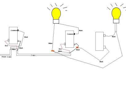 how to wire a light switch red white black One Light Switch Wiring Diagram, LoreStan.info How To Wire A Light Switch, White Black New One Light Switch Wiring Diagram, LoreStan.Info Pictures
