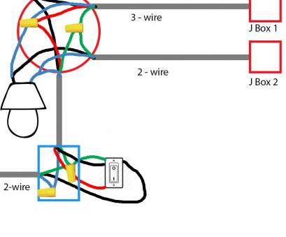 Way Light Switch Wiring Diagram With Wire on