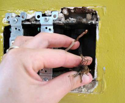 how to wire a light switch with ground Changing a Light Switch, how-tos, DIY How To Wire A Light Switch With Ground Creative Changing A Light Switch, How-Tos, DIY Photos