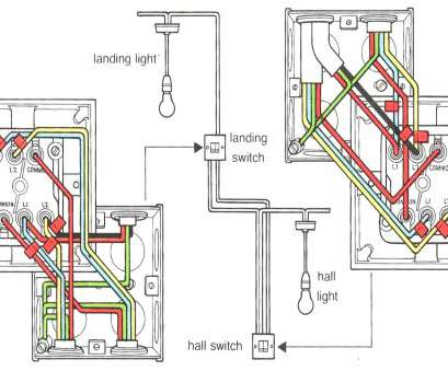 how to wire a two light switches in one box wiring diagram three, switch  free