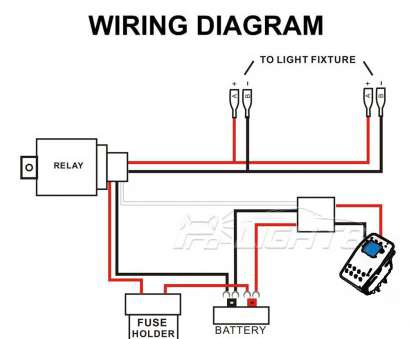 how to wire a light bar to a rocker switch 12V Wiring Harness, With, Light, Laser Rocker Switch Relay Best Up How To Wire A Light, To A Rocker Switch Professional 12V Wiring Harness, With, Light, Laser Rocker Switch Relay Best Up Images