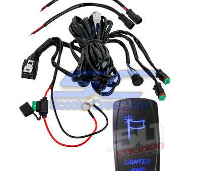 how to wire a light bar to a rocker switch Details about, RZR4 1000 900s Whip Flag Light, Led Rocker Switch Wire Harness Blue Part How To Wire A Light, To A Rocker Switch Practical Details About, RZR4 1000 900S Whip Flag Light, Led Rocker Switch Wire Harness Blue Part Galleries