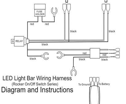 how to wire a light bar to a rocker switch Led Light, Rocker Switch Wiringam, Relay With Wiring Diagram For How To Wire A Light, To A Rocker Switch Fantastic Led Light, Rocker Switch Wiringam, Relay With Wiring Diagram For Collections