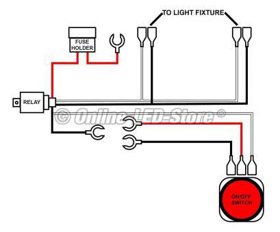how to wire a light bar to a switch Wiring Diagram, Led Light, Switch Print Wiring Diagram, Led Light, &, Light, U0026 Relay Wire How To Wire A Light, To A Switch Most Wiring Diagram, Led Light, Switch Print Wiring Diagram, Led Light, &, Light, U0026 Relay Wire Collections