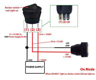 how to wire a light bar to a toggle switch How To Hook Up, Light, Toggle Switch, Viewdulah.co How To Wire A Light, To A Toggle Switch Professional How To Hook Up, Light, Toggle Switch, Viewdulah.Co Images