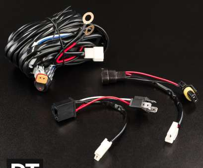 how to wire a light bar to a wall plug QUICK, HIGH BEAM DRIVING LIGHT WIRING, PLUG & PLAY How To Wire A Light, To A Wall Plug Top QUICK, HIGH BEAM DRIVING LIGHT WIRING, PLUG & PLAY Collections