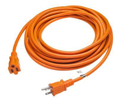 how to wire a light to extension cord 25 ft 16/3 SJTW Light-Duty Outdoor Extension Cord 3 Prong Grounded Plug Orange How To Wire A Light To Extension Cord Simple 25 Ft 16/3 SJTW Light-Duty Outdoor Extension Cord 3 Prong Grounded Plug Orange Pictures