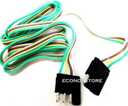how to wire a light to extension cord 5 ft 4, FLAT TRAILER LIGHT WIRE EXTENSION CORD PLUG LONG WIRE How To Wire A Light To Extension Cord Popular 5 Ft 4, FLAT TRAILER LIGHT WIRE EXTENSION CORD PLUG LONG WIRE Galleries