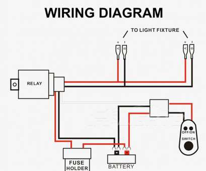 How To Wire A, Light Cleaver Wiring Diagram Trailer Lights Diagrams With Unique Wiring Diagram, Led Lights Trailer Work In Pictures
