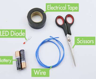 how to wire a light with 4 cables How to Make a Light, of Batteries: 13 Steps (with Pictures) How To Wire A Light With 4 Cables Fantastic How To Make A Light, Of Batteries: 13 Steps (With Pictures) Photos