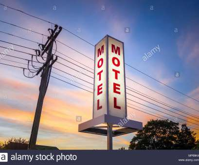 how to wire a light new zealand Vintage motel light sign at sunset,, Zealand Stock Photo How To Wire A Light, Zealand Practical Vintage Motel Light Sign At Sunset,, Zealand Stock Photo Solutions